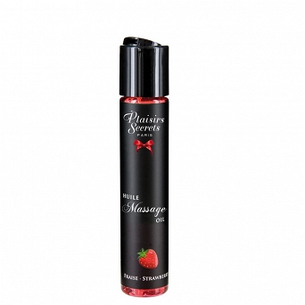 Olejek o zapachu truskawski Huile Massage Oil STRAWBERRY