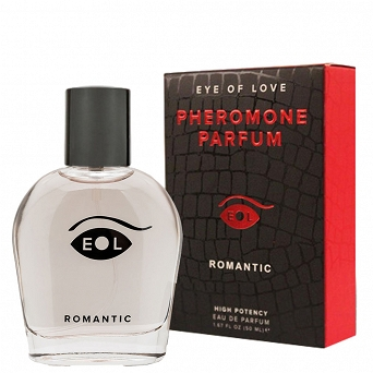 Feromony Romantic for men, 50 ml